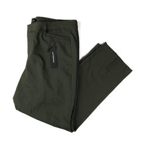 Stitch Fix Liverpool Peat Green Trouser Pants NWT